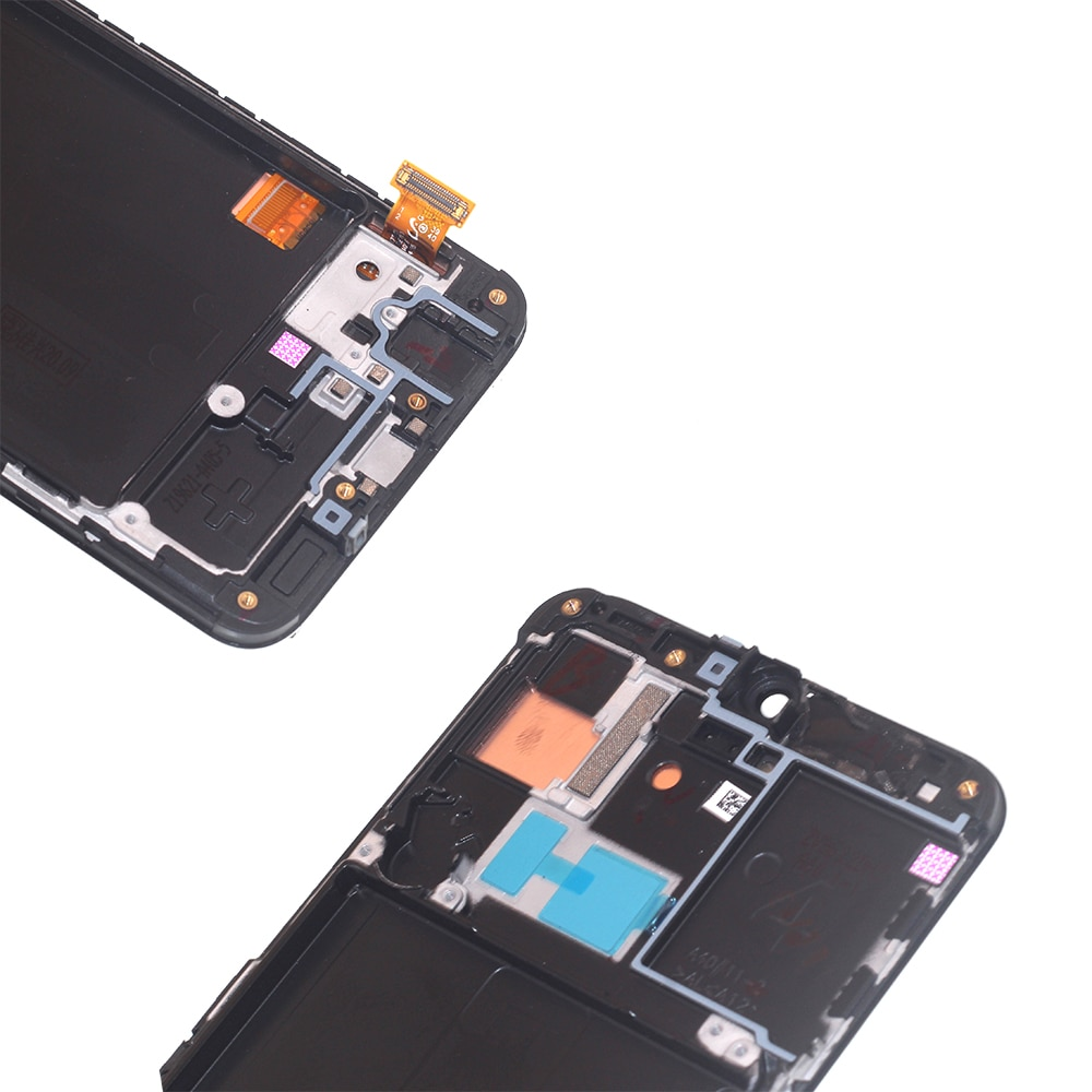 Amoled LCD Display For Samsung A40 Touch Screen LCD Display A40 2019 A405 Assembly Digitizer For A40 LCD enlarge