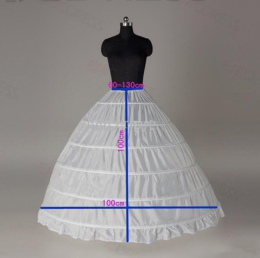 Wedding Petticoats for Wedding Dress underskirt for Ball Gown petticoat wedding