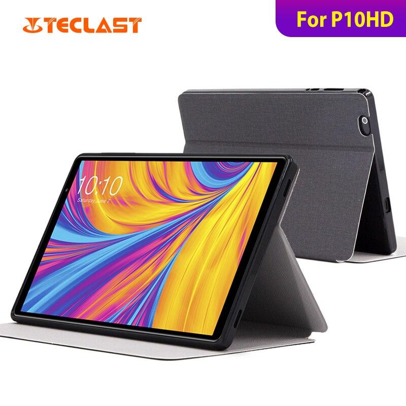 Оригинальный чехол для планшета Teclast P10HD, защитный чехол для планшета, 10,1 дюйма, чехол для планшета из искусственной кожи, чехол-подставка для P10HD