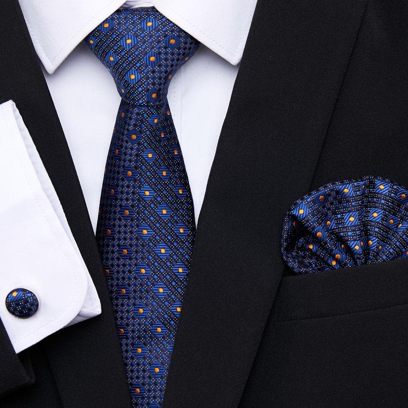 New Blue Paisley men ties set Extra Long Size 145cm*7.5cm Necktie 100% Silk Jacquard Woven Neck Tie Suit Wedding Party new white men ties set extra long size 145cm 7 5cm plaid necktie 100