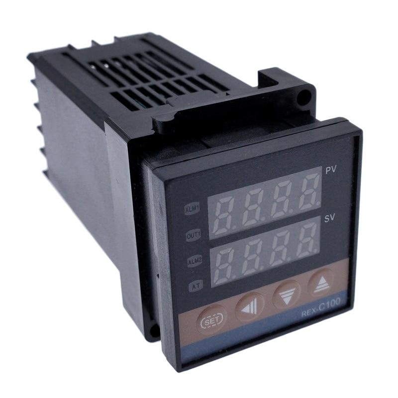 REX-C100 pid controlador de temperatura inteligente, rex c100 c400 c700 c900 termostato ssr saída relé