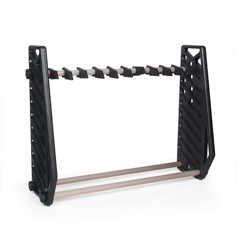 New Arrival ABS Display Shelves Can Receive 11 Guns For Hunting Use gs33-0109