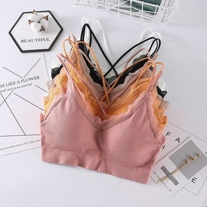 Girls Anti-Exposure  Wrapped Chest Beauty Back Bra Women's Strapless  Extra-Large Version Seamless Underwear