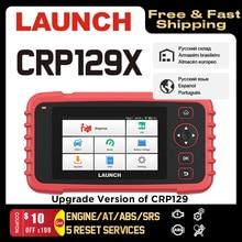 Launch CRP129 X431 CRP129X Creader VIII 8 코드 리더 OBDII 진단 도구 OBD2 스캐너 ENG AT ABS SRS EPB SAS 오일 서비스 EOBD