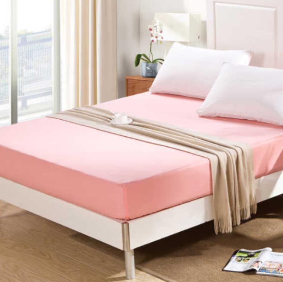 1 قطعة مفرش قطن العصرية المنزلية الفراش غرفة نوم فراش حامي السرير العلامة التجارية (لا المخدة فقط ملاءات) F0109