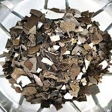 Elektrolytische Mangaan Graan Hoge Zuiverheid 99.99% Mn Deeltjes Eenvoudige Element Voor Collection En Onderzoek