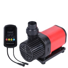 Variable Speed Pool Pump AHS10000 24V Power 65W Flow 10000 L/H Lift 7.5M Electric Aquarium Water Pond Pump Fish