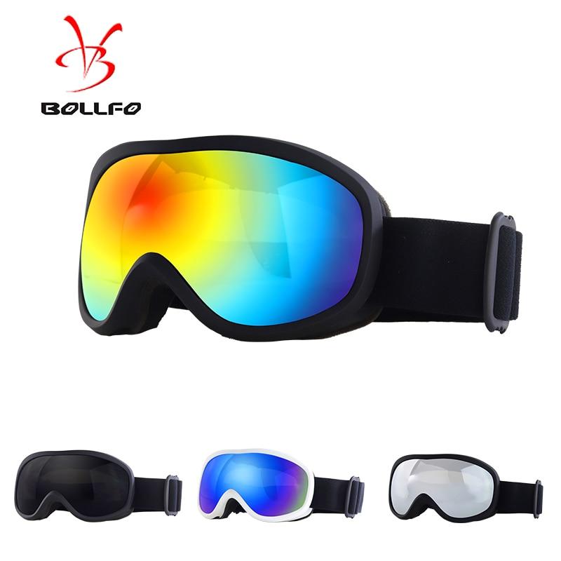 Очки для сноуборда для мужчин и женщин, мужские очки, защитные очки, двойные импортные противотуманные линзы, зимние лыжные очки, ветрозащит...