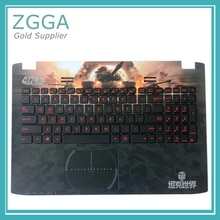 Echte Laptop Ober Fall Für ASUS GL552 GL552JX GL552VW GL552VX Palmrest Tastatur Lünette Abdeckung Klassische Tank Flugzeug Muster