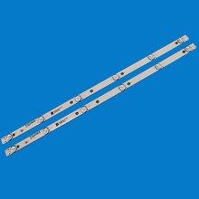 TV LED rétro-éclairage bandes MS-L1343 V1 V2 8D32-DNWR-A3206B 32