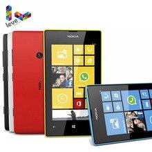 "Original Nokia Lumia 520 Entsperrt Handy Dual Core 3G WIFI GPS 4,0 ""5MP 8GB Nokia 520 renoviert Windows Handy"