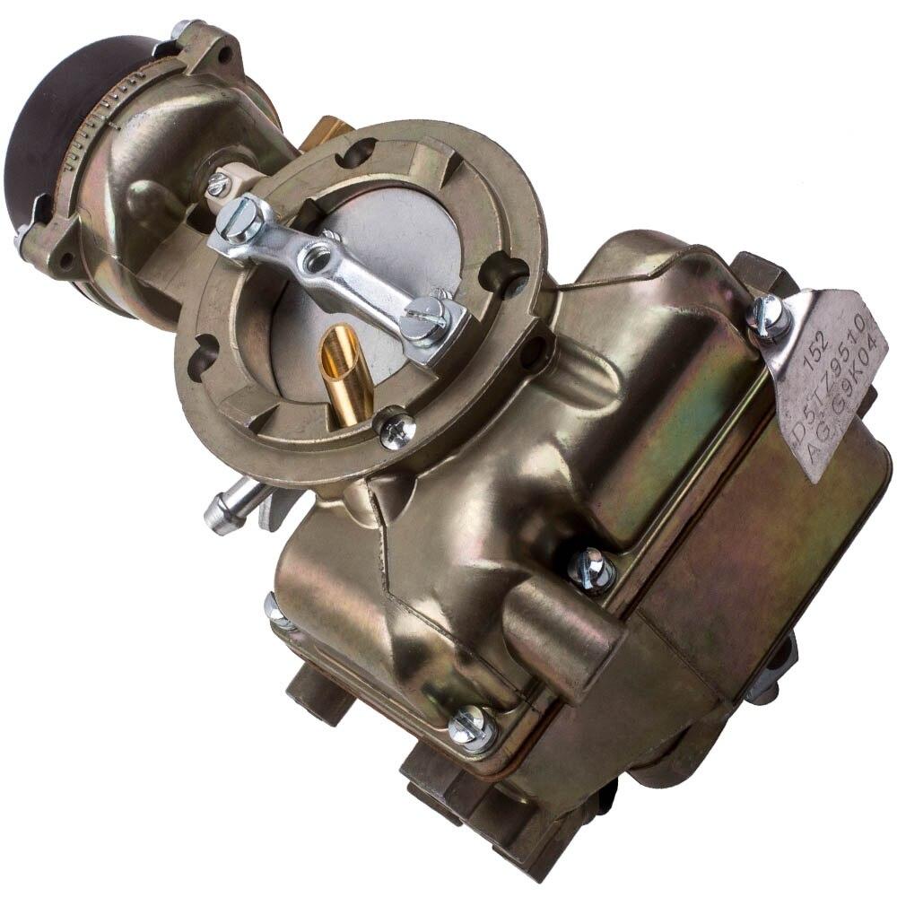 Carburateur Carb pour Ford YF pour Carter Type 240-250-300 6 CIL 1975-1982 1 baril