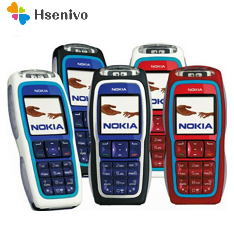 نوكيا 3220 مجدد أصلي Nokia 3220 مفتوح GSM900/1800/1900 هاتف محمول رخيص شحن مجاني