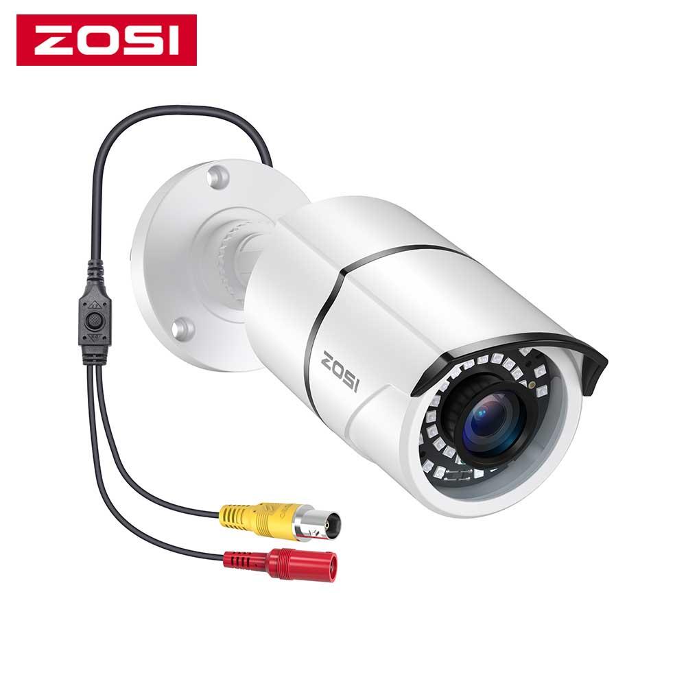 Камера видеонаблюдения ZOSI, 2 МП, 1080P, Full HD, 2 МП