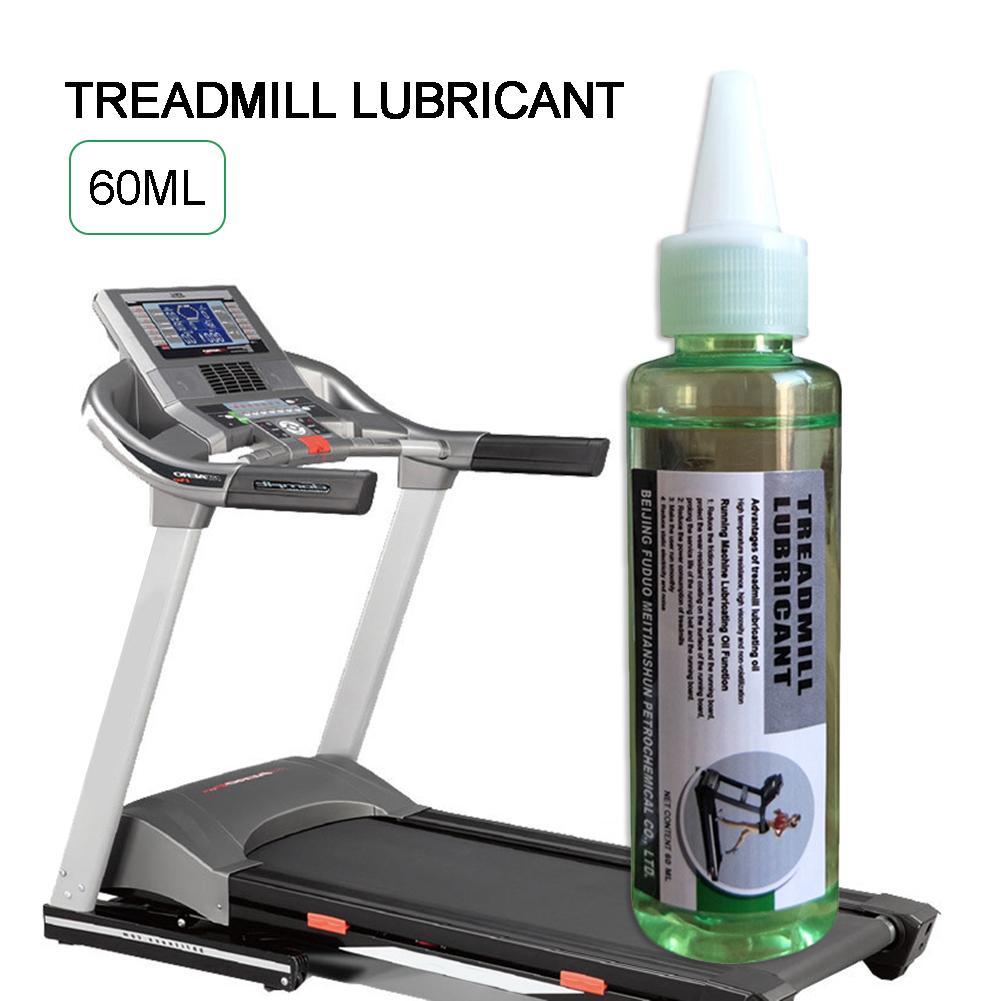 Caminadora portátil de 60ML, lubricación especial, cinta de correr, mantenimiento de aceite de silicona, máquina de correr, accesorios de cinta de correr lubricante