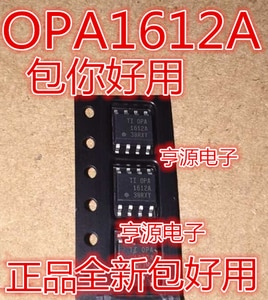OPA1612AIDR OPA1612A OPA1612 SOP8 really selling imported chip quality goods