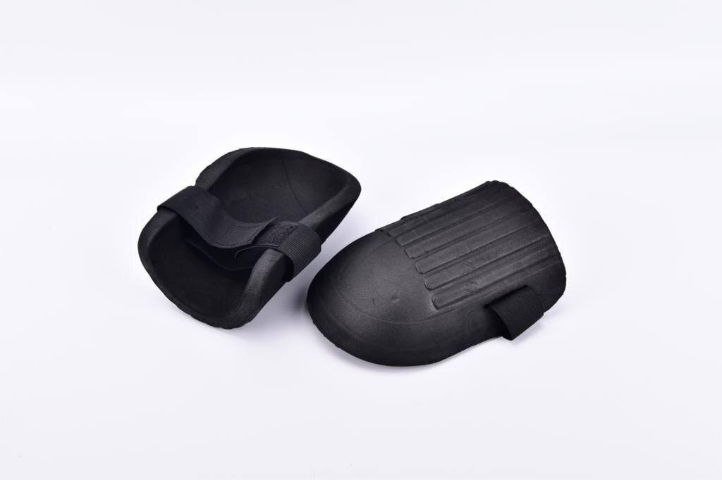 1 пара Мягкая пена наколенники защитные подушки для работы и спорта, садоводство строитель EVA Материал черный