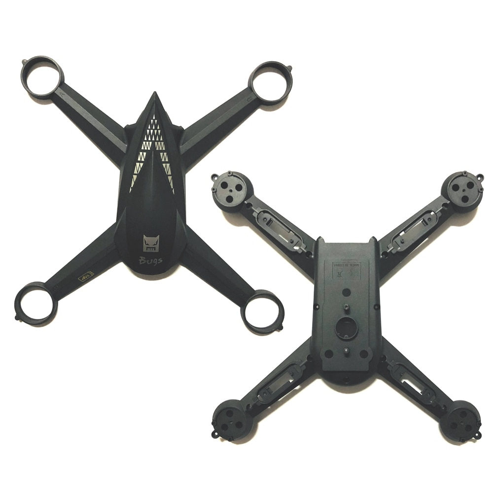 MJX Bugs 5W B5W 4K version and 1080P verion RC Quadcopter Spare Parts Body shell cover