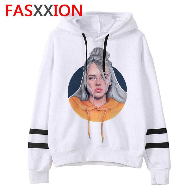 Sudadera con capucha de mujer/hombre con capucha gráfica ulzzang divertida ropa de calle coreana capucha de gran tamaño ropa de calle