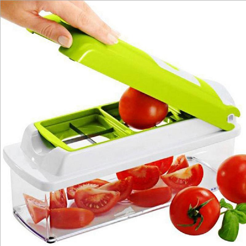 Многофункциональная овощерезка, кухонные гаджеты, кухонные инструменты, набор кухонных инструментов из 12 предметов, кухонные гаджеты
