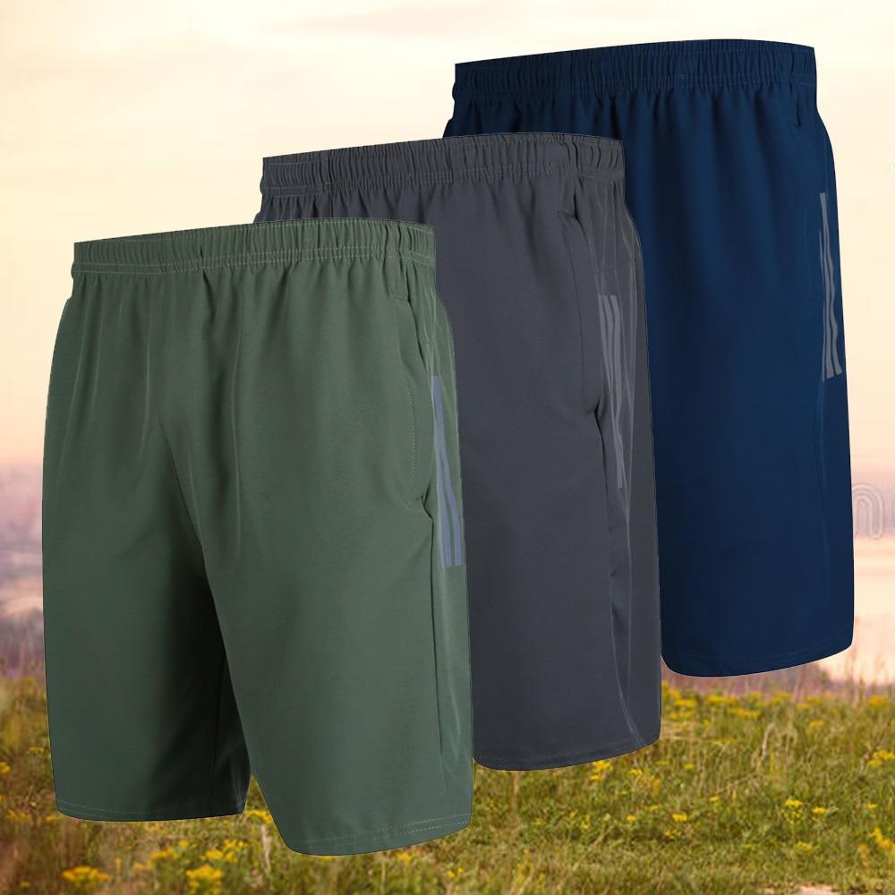 Men Gym Workout Shorts Breathable Casual Sports Shorts Fitness Running Shorts Swimming Shorts Beachwear Pants Basketball Shorts недорого
