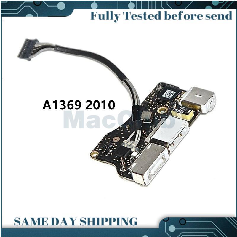 I/O الصوت USB MagSafe المجلس لماك بوك اير 13