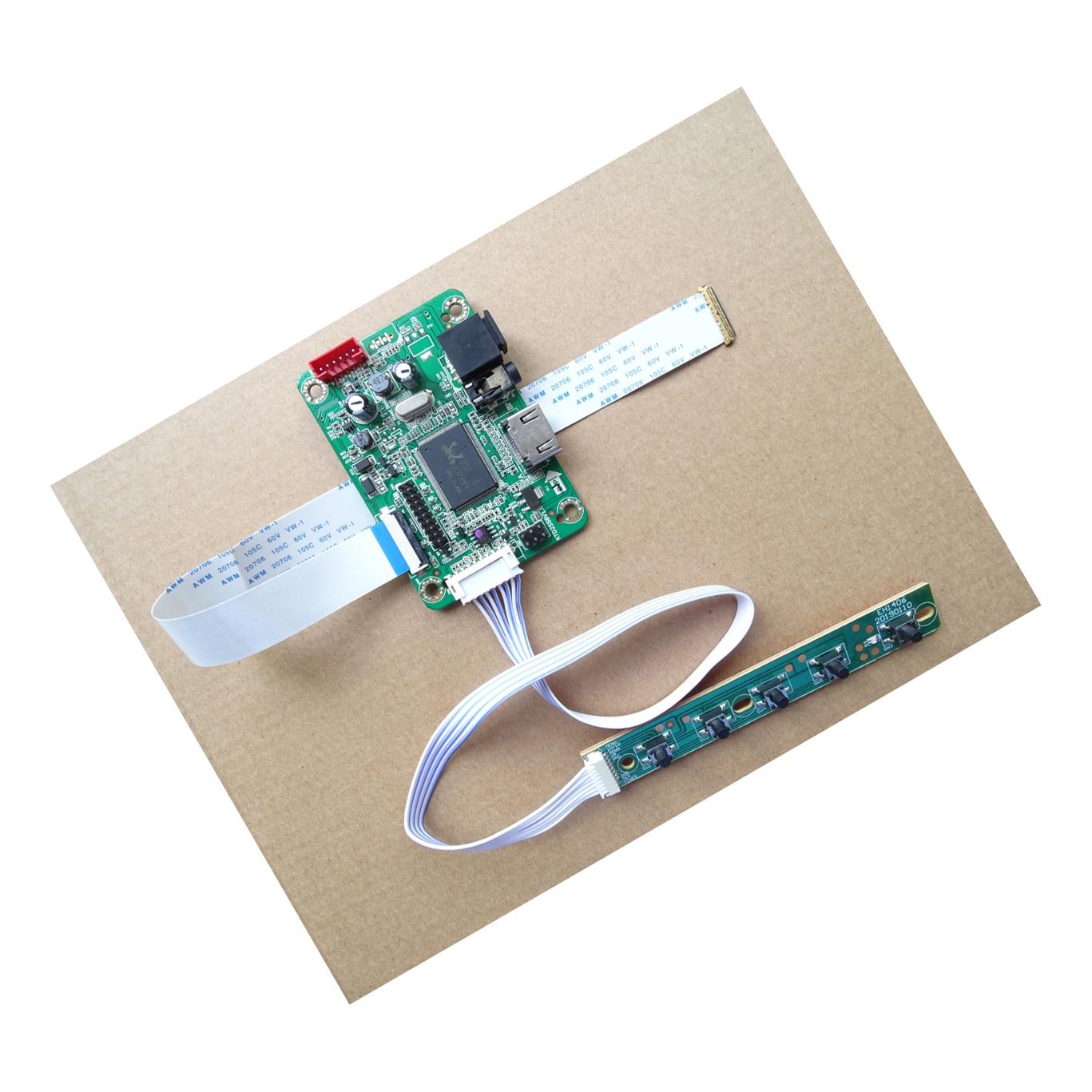 LED LCD EDP تحكم صغير لوحة للقيادة ل 14.0