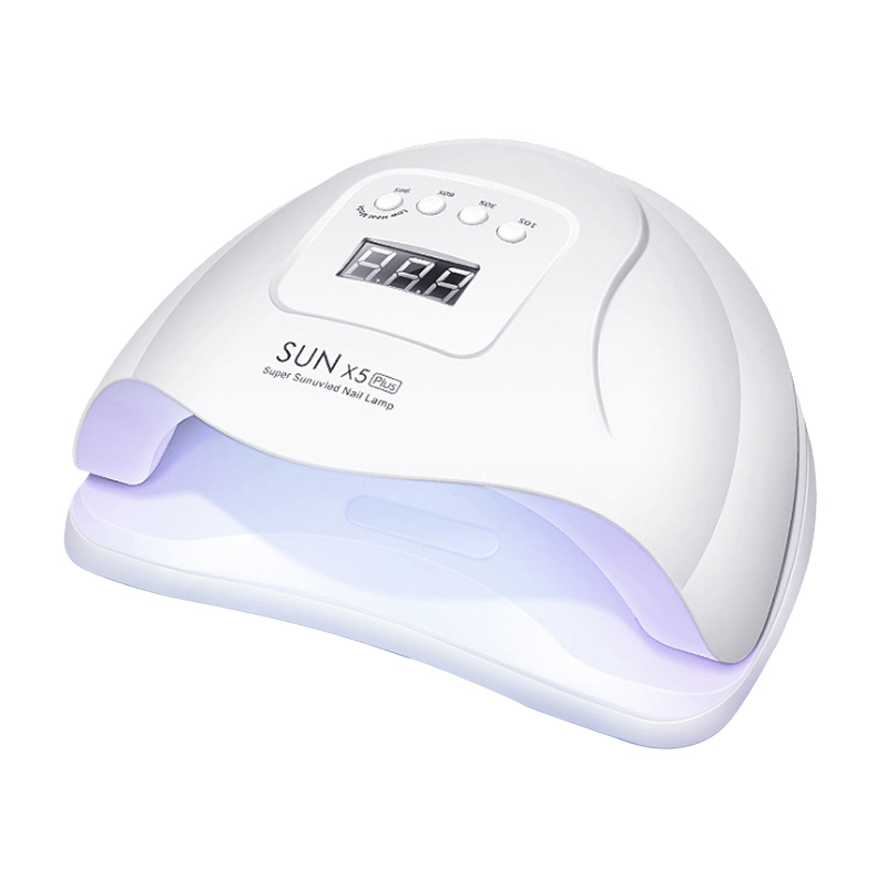 Nail Dryer LED Nail Lamp UV Lamp for Curing All Gel Nail Polish With Motion Sensing Manicure Pedicure Salon Tool