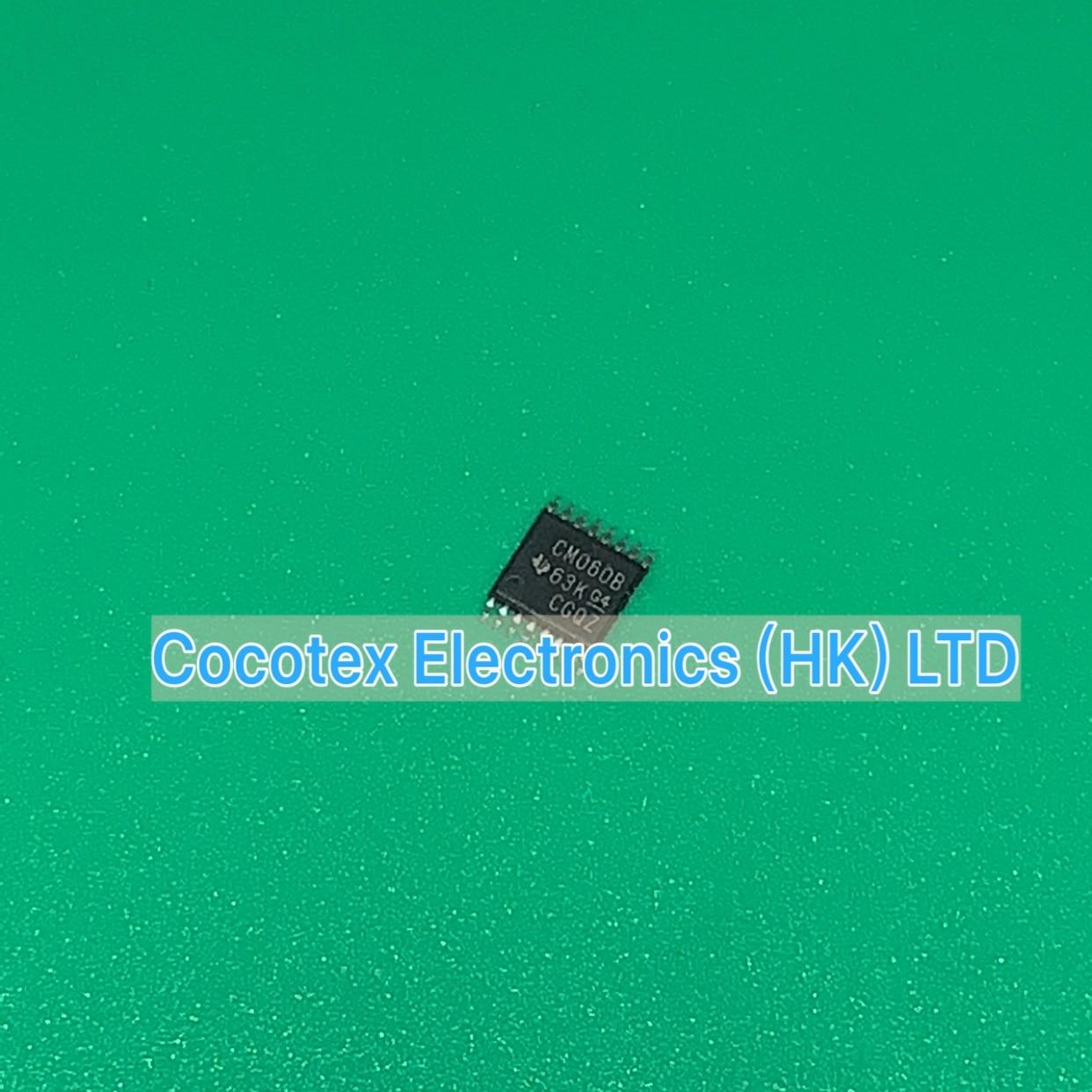 5 шт./лот CD4060BPWR TSSOP16 CM060B IC BNRY COUNTR/DIV 14STG 16TSSOP CM0608