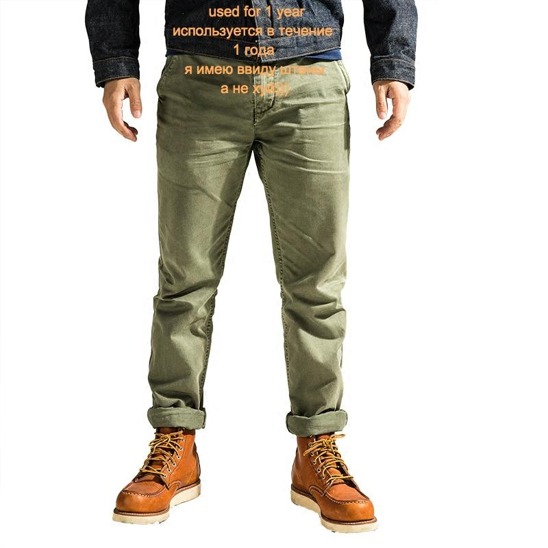 Chino-0001 мужские одноцветные хлопковые повседневные качественные брюки-Чино, 3 цвета