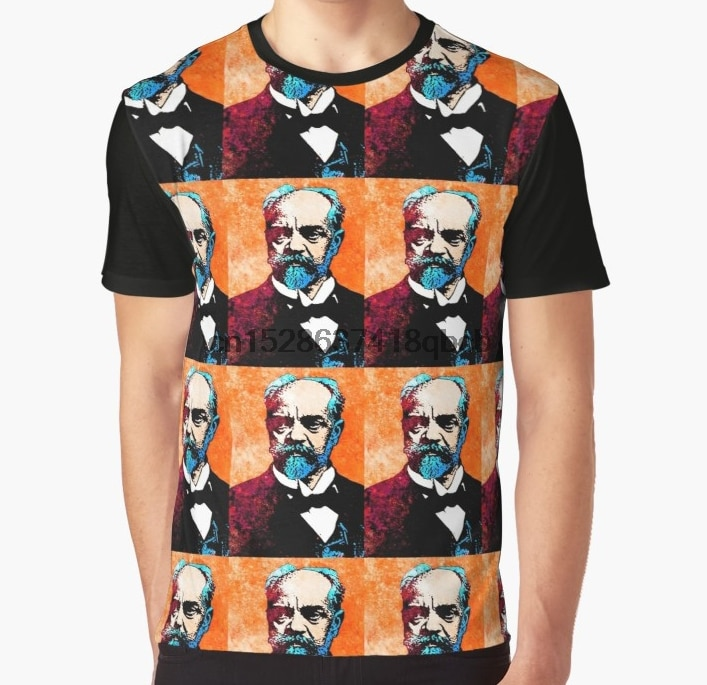 All Over Print T Shirt Men tshirt  DVORAK Big Print Full Print  Women Graphic T-Shirt