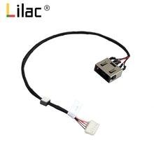 Prise Dalimentation CC avec câble Pour Lenovo Thinkpad T460S T440S T450S T440P T440 T450 T460 T460P T470P L450 L460 ordinateur portable Connecteur de fil