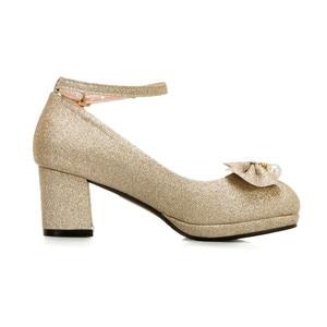 High Heel Shoes Woman Pumps Wedding Party Shoes Platform Dress Women Shoes High Heels Ladies Shoes Small Big Size 32 - 43