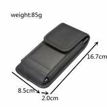 Funda de nailon resistente Clip de lazo para Doogee N20 Y9 Plus S90 S90 Pro S40 X90L X100 Y8 Plus s55 S60 S70 S80 Lite S50 BL9000