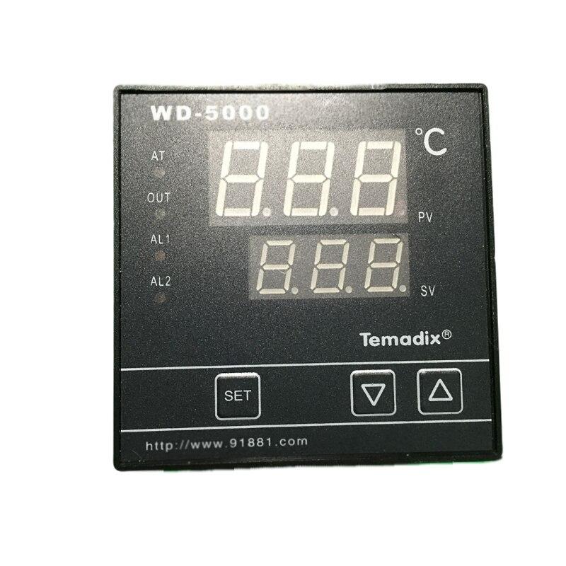 TEMADIX يوياو مقياس الحرارة مصنع WD-5411 الذكية متر WD-6512 WD-5000 K300-600 درجة WD-6512 PT100400 درجة