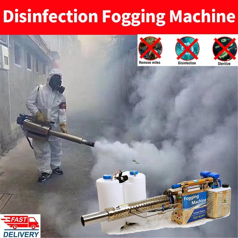 16L Sterilisatie Beslaan Machine Steriliseren Ulv Sproeier Thermische Fogger
