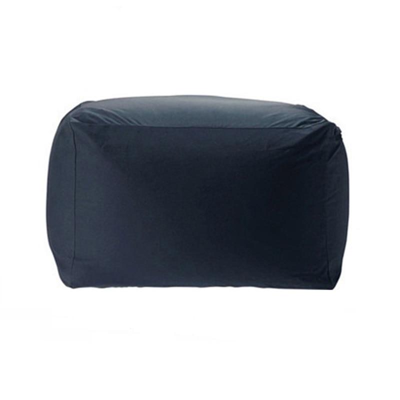 205cm extra long lazy bean bag sofa tatami folding recliner chair creative leisure sofa bed foldable space saving GY Lazy Sofa Japanese Creative Bean Bag Small Apartment Lunch Break Single Bean Bag Recliner Tatami