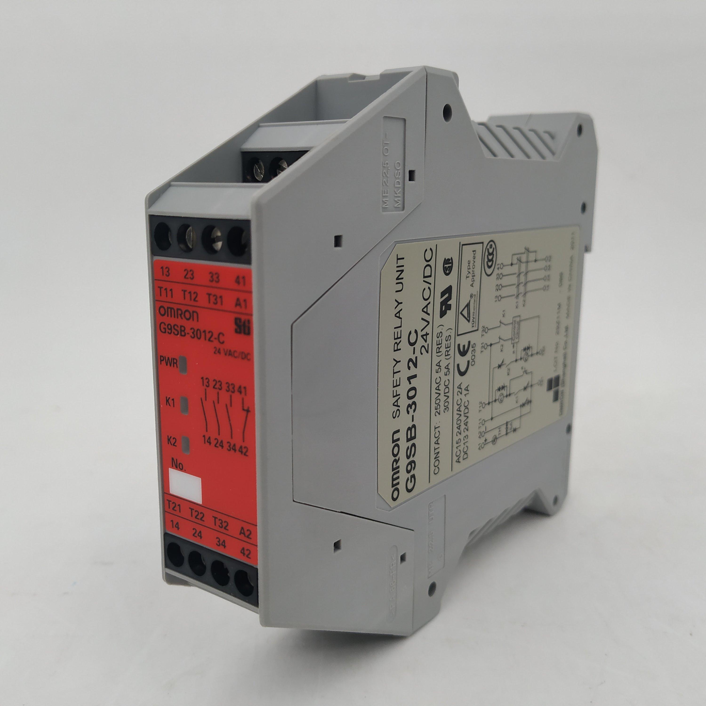G9SB-3012-C سلامة تتابع وحدة origianl اومرون صنع في اليابان