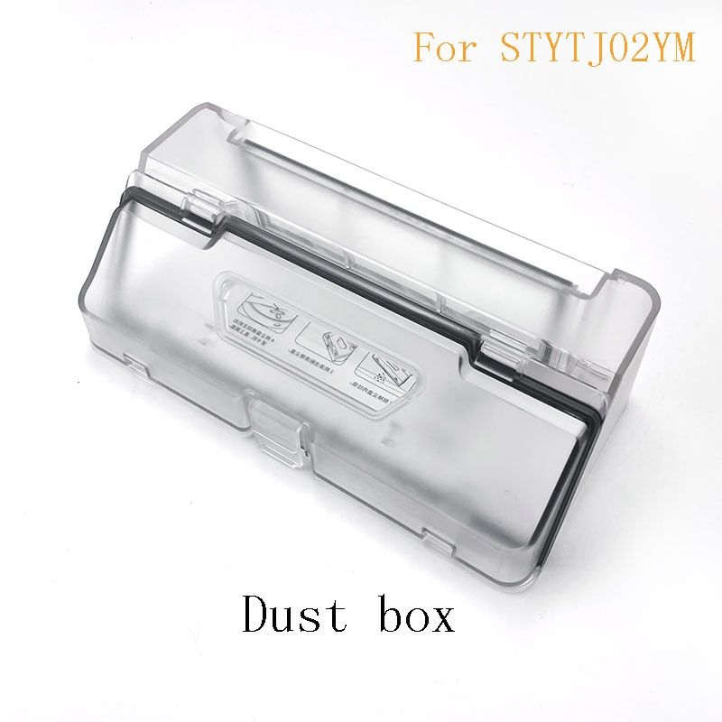 For xiaomi mijia STYJ02YM MVXVC01-JG bust box hepa filter replacement accessories mi home robot vacuum cleaner spare parts 2pcs hepa filters for xiaomi mijia vacuum cleaner mi robot replacement xiaomi robot vacuum parts washable mi robot hepa filter