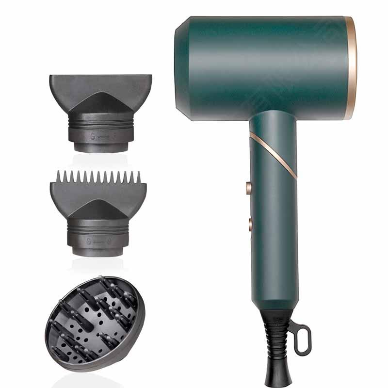 Brush Hairdryer Strong Power Dryer Salon Style Tool enlarge