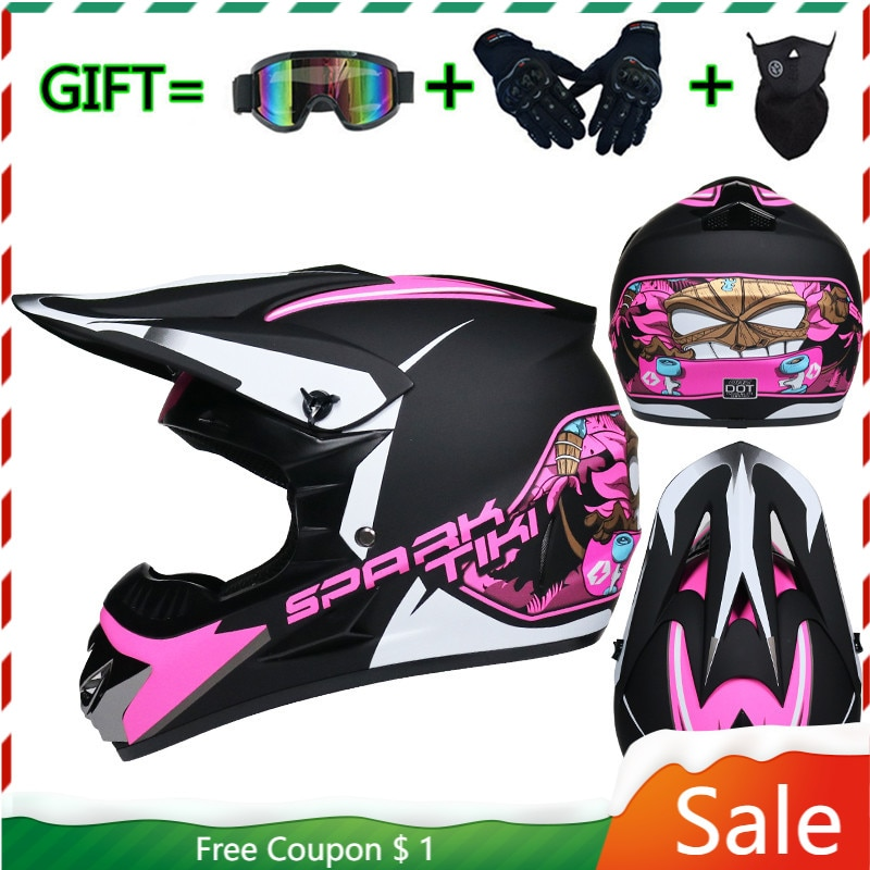 Motocros Kask Cross Downhill Soporte Casco Off Road Helmet Racing Classic Motorcycle Original Enduro Helmet Casco Jet Homologado