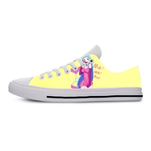 MEMEME 2019 hot fashion 3D Sneakers for men/women high quality 3D printing MEMEME casual shoes