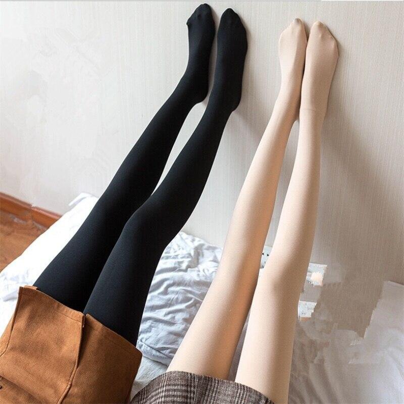فتاة تخزين الساقين عالية الجوارب الجوارب جوارب طويلة سيدة شفافة رقيقة الإناث جوارب جوارب طويلة من النايلون خفيفة الساق
