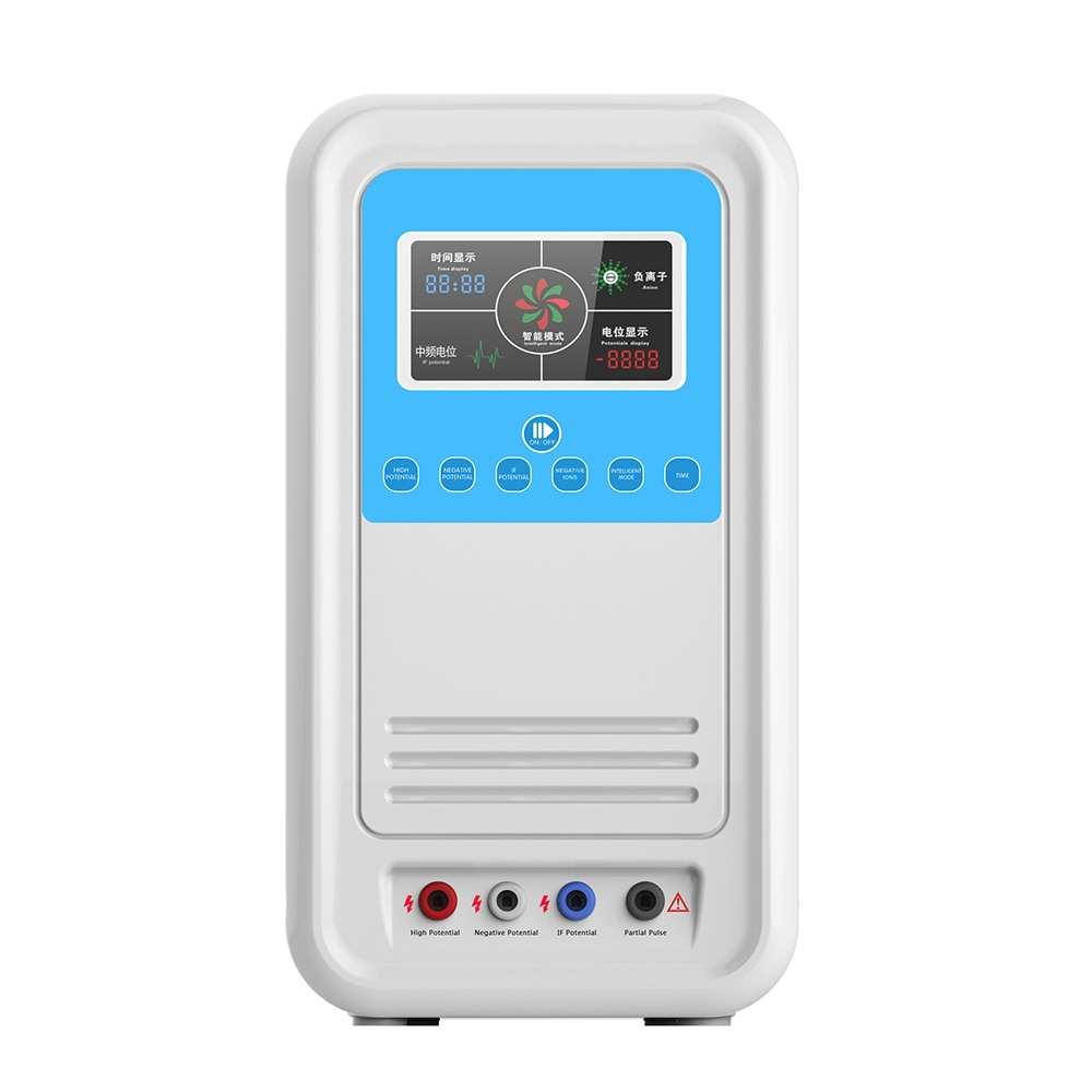 relief prostate and Body health portable high potential electric therapy machine with quality