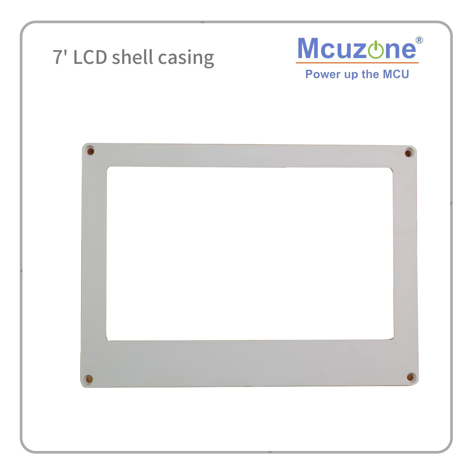 Carcasa LCD de 7 pulgadas 800*480 165MM * 104MM