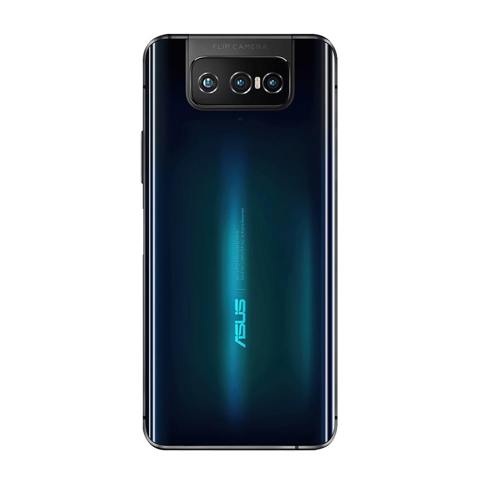 Фото1 - ASUS Zenfone 7/7 Pro 8 Гб Оперативная память 128/256 ГБ Встроенная память Snapdragon 865/865 плюс 5000 мАч NFC Android Q 90 Гц 5G смартфон