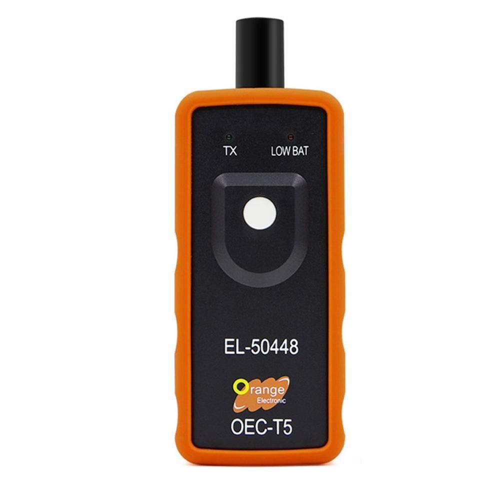 Compatibilidad El-50448 herramienta de activación Tpms Oec-T5 adecuada para la herramienta Universal de reinicio de presión de neumáticos Buick