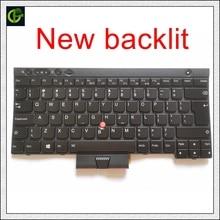 Backlit New Englisch Tastatur für Lenovo ThinkPad L530 T430 T430S X230 W530 T530 T530I T430I 04X1263 04W3048 04W3123 UNS
