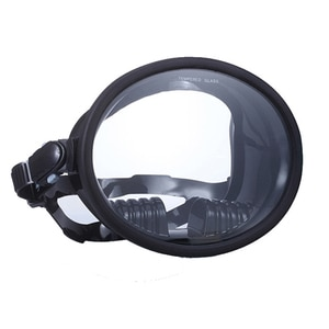 180° Wide View Scuba Diving Mask Big Frame Watertight And Anti-Fog Lens For Best Vision Snorkeling Spearfishing Full Diving Mask