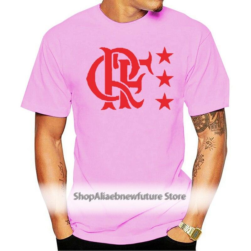 Flamenco, Liga, brasileña, nuevo Un Futbol Soccerite 2021 T Camiseta/Tee/Camiseta/camisa de hombre...